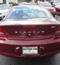 dodge stratus 2001 dk  red sedan es gasoline 6 cylinders front wheel drive automatic 60443