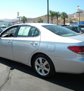 lexus es 330 2006 silver sedan gasoline 6 cylinders front wheel drive automatic 92235