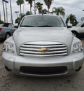 chevrolet hhr 2010 silver suv lt gasoline 4 cylinders front wheel drive automatic 33157
