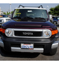 toyota fj cruiser 2007 dk  red suv gasoline 6 cylinders 4 wheel drive automatic 91761
