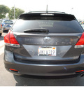 toyota venza 2009 dk  gray wagon fwd 4cyl gasoline 4 cylinders front wheel drive automatic 91761