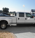 ford f 350 super duty 2008 silver lariat diesel 8 cylinders 4 wheel drive automatic 34731