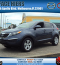 kia sportage 2012 twilight blue suv lx gasoline 4 cylinders front wheel drive automatic 32901