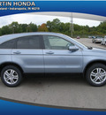 honda cr v 2011 blue suv gasoline 4 cylinders all whee drive automatic 46219
