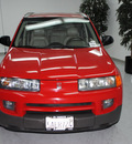 saturn vue 2003 red suv gasoline 6 cylinders dohc all whee drive automatic 91731
