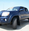 toyota tacoma 2007 dk  blue prerunner v6 gasoline 6 cylinders rear wheel drive automatic 90241