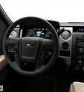 ford f 150 2011 dark blue pearl met king ranch gasoline 6 cylinders 2 wheel drive automatic 77388