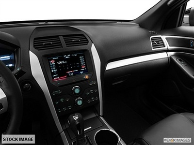 ford explorer 2012 silver suv xlt gasoline 6 cylinders 2 wheel drive shiftable automatic 77388