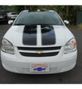 chevrolet cobalt 2008 white coupe lt gasoline 4 cylinders front wheel drive automatic 07507
