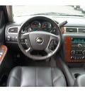 chevrolet suburban 2009 black suv lt 1500 flex fuel 8 cylinders 4 wheel drive automatic 07507
