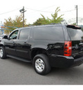chevrolet suburban 2009 black suv lt 1500 flex fuel 8 cylinders 4 wheel drive automatic 07507