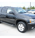 chevrolet suburban 2012 black suv lt flex fuel 8 cylinders 2 wheel drive automatic 77090