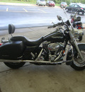 harley davidson flhrsi 2005 black road king custom 2 cylinders 5 speed 45342