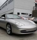 porsche 911 2002 silver gasoline 6 cylinders 6 speed manual 27215