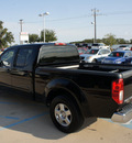 nissan frontier 2008 black se gasoline 6 cylinders 2 wheel drive automatic 76210