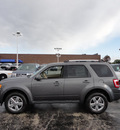 ford escape 2012 gray suv limited flex fuel 6 cylinders front wheel drive automatic with overdrive 60546