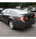 acura tsx 2009 grigio sedan w tech gasoline 4 cylinders front wheel drive shiftable automatic 07712