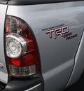 toyota tacoma 2011 silver streak v6 gasoline 6 cylinders 4 wheel drive automatic 07701