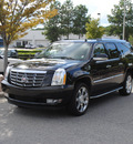 cadillac escalade esv 2007 black suv gasoline 8 cylinders all whee drive automatic 27511
