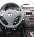 bmw 3 series 2011 black sedan 328i gasoline 6 cylinders rear wheel drive automatic 27616