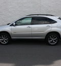 lexus rx 350 2009 silver suv gasoline 6 cylinders all whee drive automatic 27616