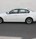 bmw 3 series 2010 white sedan 328i gasoline 6 cylinders rear wheel drive automatic 27616