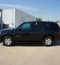 chevrolet tahoe 2010 black suv ls flex fuel 8 cylinders 2 wheel drive automatic 76108