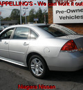 chevrolet impala 2010 gray sedan lt gasoline 6 cylinders front wheel drive automatic 14094