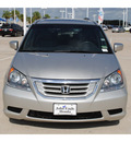 honda odyssey 2008 silver van ex l gasoline 6 cylinders front wheel drive automatic with overdrive 77065