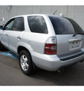 acura mdx 2004 silver suv gasoline 6 cylinders all whee drive automatic 07044