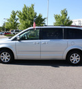 chrysler town and country 2008 silver van touring gasoline 6 cylinders front wheel drive automatic 80126