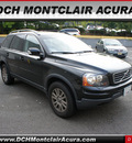 volvo xc90 2008 black suv 3 2 gasoline 6 cylinders all whee drive automatic 07044
