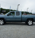 chevrolet silverado 1500 2008 blue pickup truck lt1 gasoline 8 cylinders 2 wheel drive automatic 27569