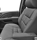 honda odyssey 2009 black van ex l gasoline 6 cylinders front wheel drive 5 speed automatic 47129
