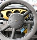 chrysler pt cruiser 2002 orange wagon gasoline 4 cylinders front wheel drive not specified 43228