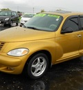 chrysler pt cruiser 2002 orange wagon gasoline 4 cylinders front wheel drive not specified 43228