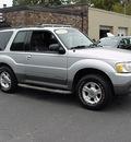 ford explorer sport 2002 lt  gray suv value gasoline 6 cylinders 4 wheel drive 06019