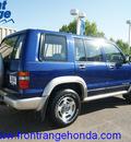 isuzu trooper 1998 empire blue suv gasoline 6 cylinders 4 wheel drive automatic 80910