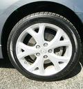 mazda mazda3 2008 galaxy gray hatchback gasoline 4 cylinders front wheel drive 5 speed manual 80905