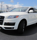 audi q7 2009 white suv 3 0 quattro tdi diesel 6 cylinders all whee drive 6 speed automatic 46410