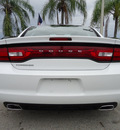 dodge charger 2011 white sedan se gasoline 6 cylinders rear wheel drive automatic 33157