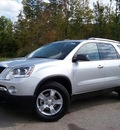 gmc acadia 2012 silver suv sle gasoline 6 cylinders all whee drive not specified 44024