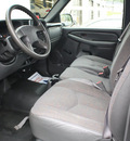 chevrolet silverado 1500 2004 white pickup truck flex fuel 8 cylinders rear wheel drive automatic 27215