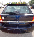 chevrolet malibu maxx 2005 blue hatchback lt gasoline 6 cylinders front wheel drive automatic 60007