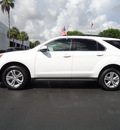 chevrolet equinox 2010 white suv lt gasoline 4 cylinders front wheel drive automatic 33177
