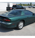 chevrolet camaro 1994 green hatchback gasoline v6 rear wheel drive automatic 77388