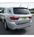 dodge durango 2011 silver suv heat gasoline 6 cylinders all whee drive automatic 07724