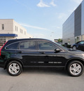 honda cr v 2011 black suv ex l awd gasoline 4 cylinders all whee drive automatic with overdrive 60462