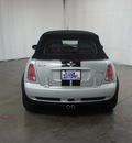 mini cooper 2008 silver s gasoline 4 cylinders front wheel drive automatic 76108