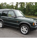 land rover discovery 2003 dk  green suv se gasoline 8 cylinders 4 wheel drive automatic 08812